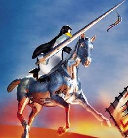 Tux Quijote
