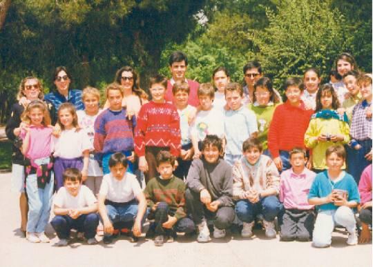 1989 90 - Grupo riofrio ...